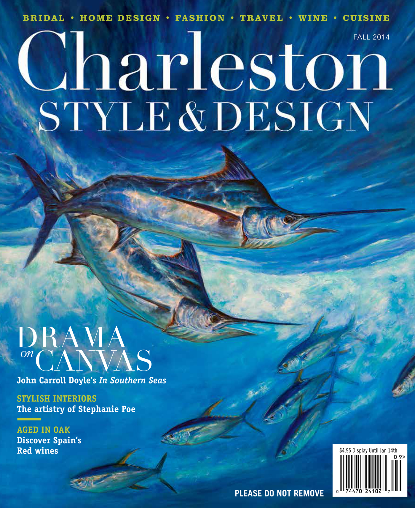 CS&D Winter 2015 Cover Editorial