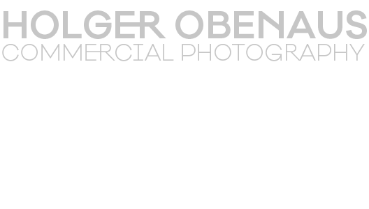 Holger Obenaus Commercial Photography