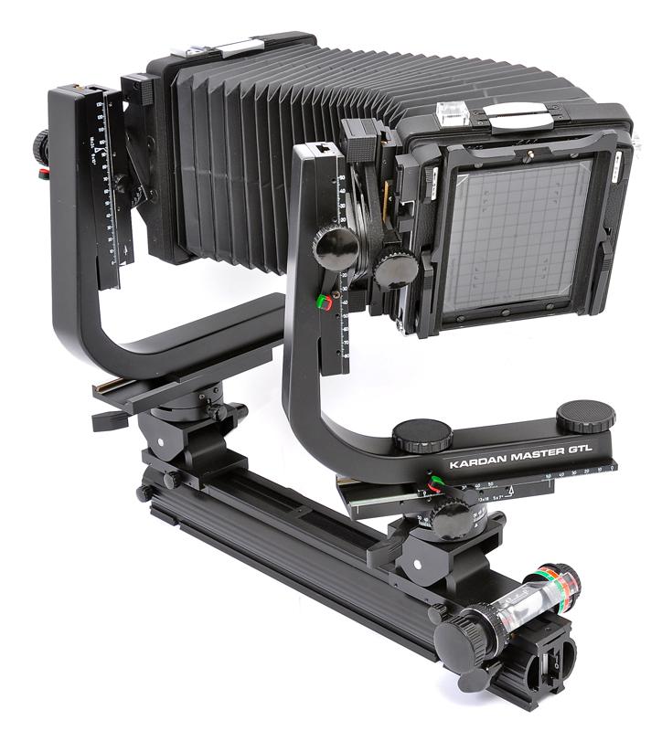 Linhof Large Format Cameras
