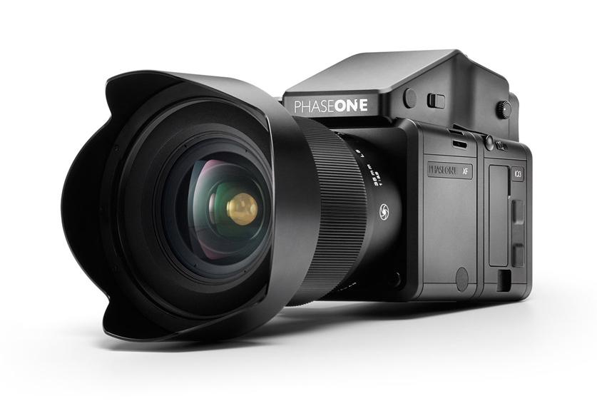 Phase One Medium Format Camera
