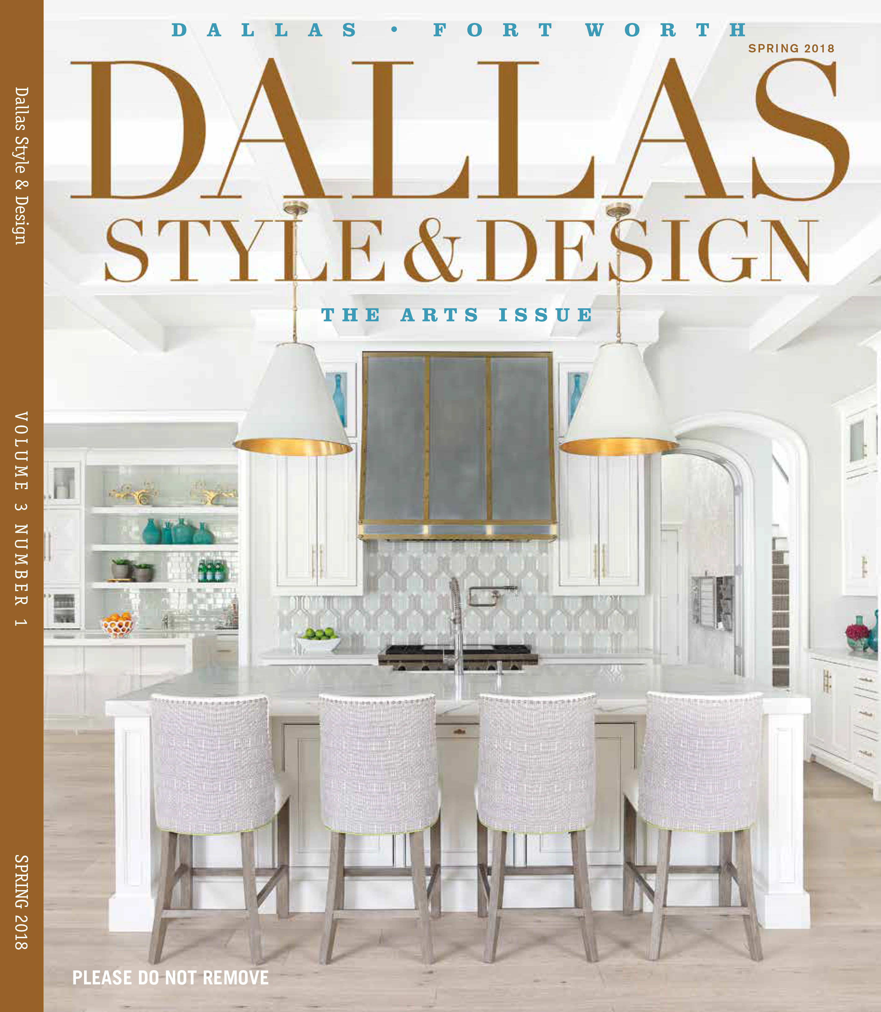 Holger Obenaus Photography Cover Of Dallas Style And Design Blog