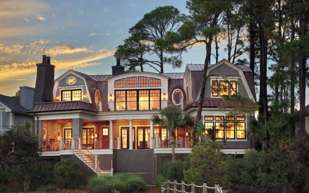 Holger Obenaus Captures a Grand Trifecta Seabrook Home