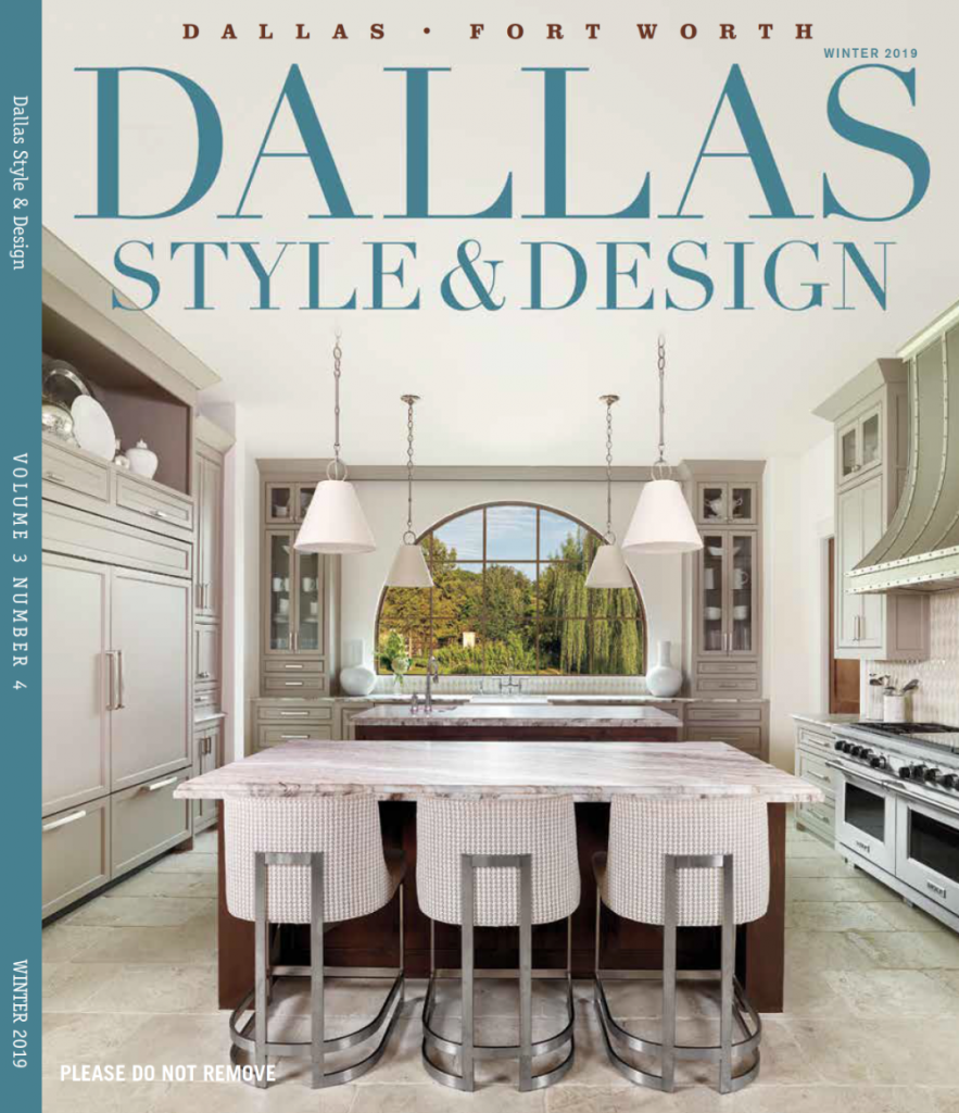 Cover Dallas Style and Design Holger Obenaus