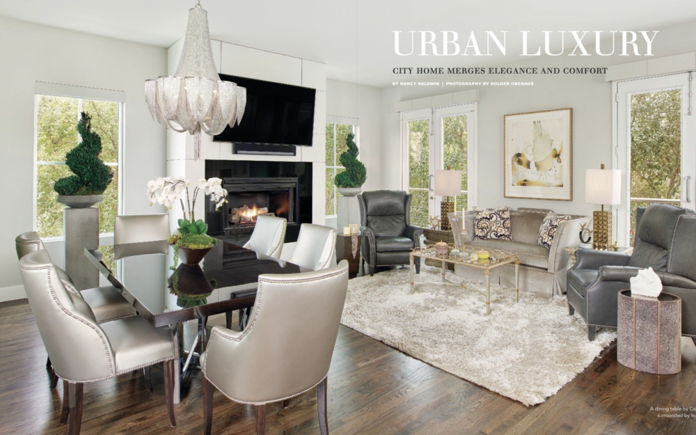 Interior Design – Urban Luxury